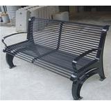 【厂家直销 钢制休闲椅 休闲椅 户外休闲椅 钢木制休闲椅