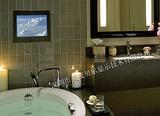 浴室电视、酒店浴室电视