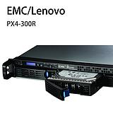 EMC 联想 px4-300r NAS 网络存储服务器 8TB