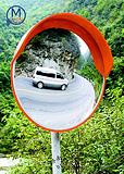 安全凸面镜 车库转角镜 青岛广角镜