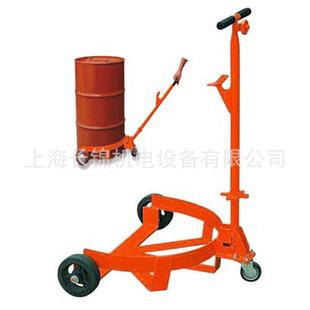 上海长锦供应直销铁桶搬运车手动油桶搬运车dc500