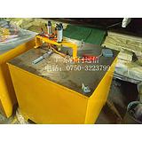 橱柜晶钢门铝材台式精准切割机