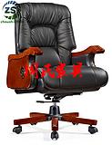 供应南京定制办公家具真皮大班椅款式图片