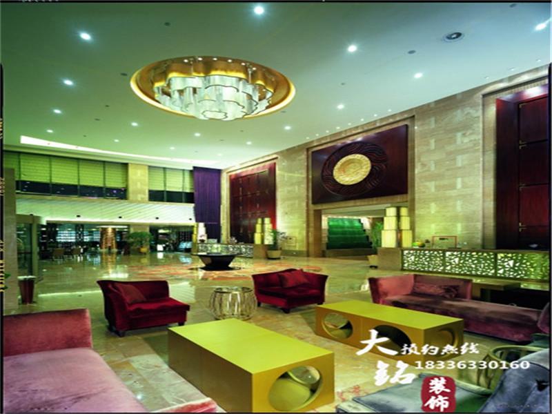河南天地粤海大酒店装修设计