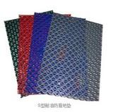 供应北京S型耐油疏水型地垫 防滑抗疲劳地垫