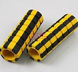 供应运动器材防滑eva手柄套/减震器专用EVA手柄套