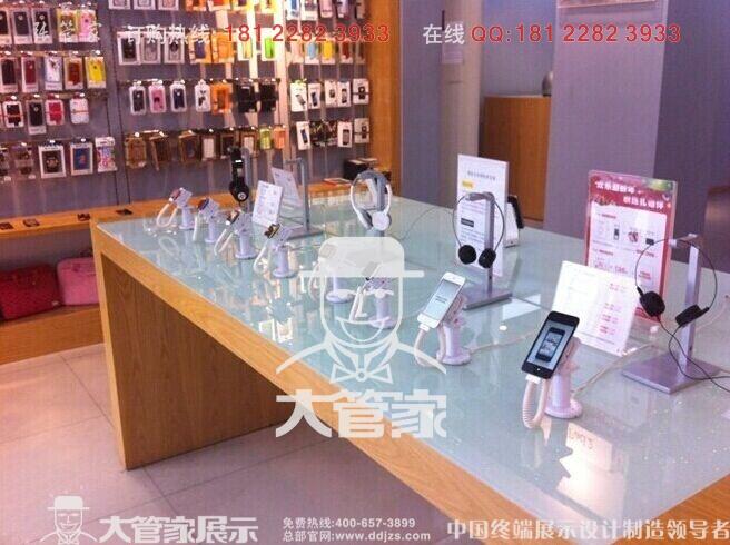 手机柜 小米手机柜 小米手机体验柜 小米手机展示柜台