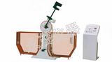 济南厂家采用单片机控制测试金属材料冲击韧性 数显半自动冲击试验机
