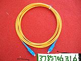 光纤跳线FC、SC、ST、LC单模、多模,产品目录。