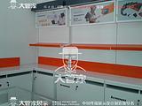 联想电脑展示柜 中国移动4G手机柜 大管家生产联想手机柜台