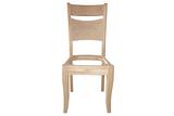 白茬餐椅生产厂家铭雅家具