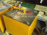 供应晶钢门铝材台式精准切割机