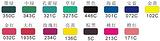 手感变色油墨采用了低于人体温度的色粉一般31-33度变色属 温变