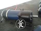 供应24V翻斗车篷布自动上盖电机及控制器