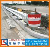 廊坊高速公路防撞护栏/廊坊波形护栏/龙桥护栏专业定制