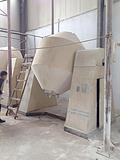 二手化工设备搪瓷双锥干燥机/食品设备搪瓷双锥干燥机