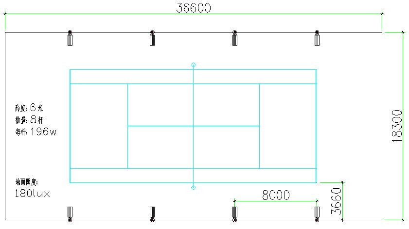 6米宽18米长最新设计图