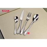 R226特厚不锈钢刀叉勺 组合西餐餐具_特厚刀叉勺