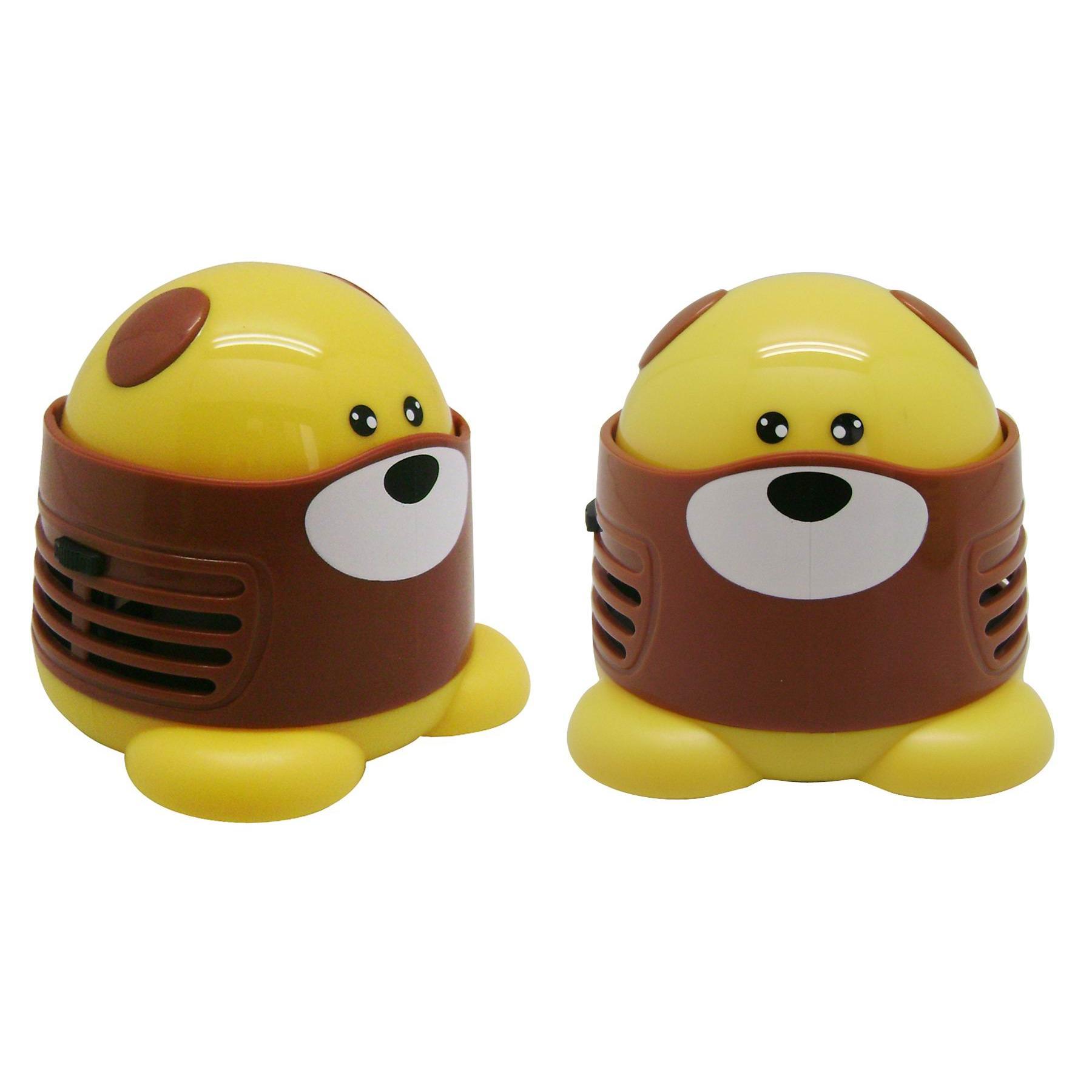 可爱狗狗吸尘器卡通吸尘器