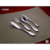 德国经典设计KAISER完美流线手柄水滴形不锈钢西餐刀叉勺