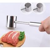 厂家直销不锈钢肉锤 牛排锤 松肉锤 厨房用具