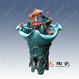 陶瓷喷泉厂家 陶瓷流水喷泉 陶瓷喷泉鱼缸