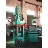郑州鑫源液压废铝压块机系统L设备模具模架油缸创意设计公司