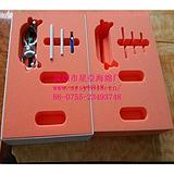 厂家定做EVA抗震包装内盒,泡绵成型包装内衬