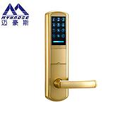迈豪斯【正品】家用密码锁 防盗门锁家用电子磁卡感应门锁 公寓锁