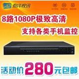 8路NVR  NVR特价280元TY-NVR6008D-PL