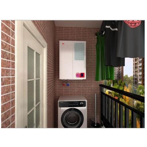 舒迪壁挂式空气能热水器