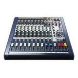 Soundcraft声艺 MFXi8/2调音台英国原装正品行货