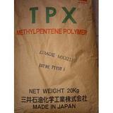 日本三井聚甲基戊烯MBZ230热变形温度:110 ℃