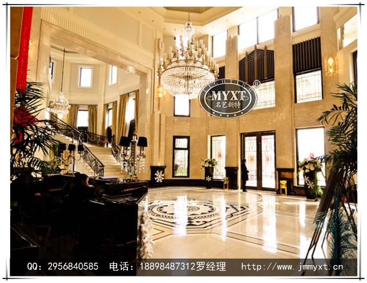 五星级酒店工程灯,现代水晶灯