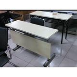 学校家具升降课桌椅培训卓椅折叠桌最低价定做鹏飞厂家