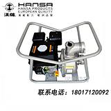 便携式高压抽水泵汽油机水泵车载水泵