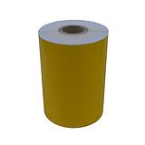 110A标签机 标签纸-黄色