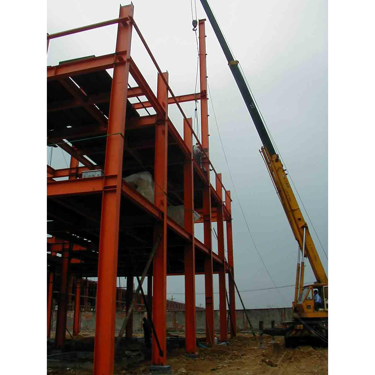 【三雄钢构】钢结构车间,钢结构厂房,钢平台工程设计生产安装