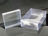 东莞透明天地盒PVC天地盒PET天地盒PVC天盖PET天盖