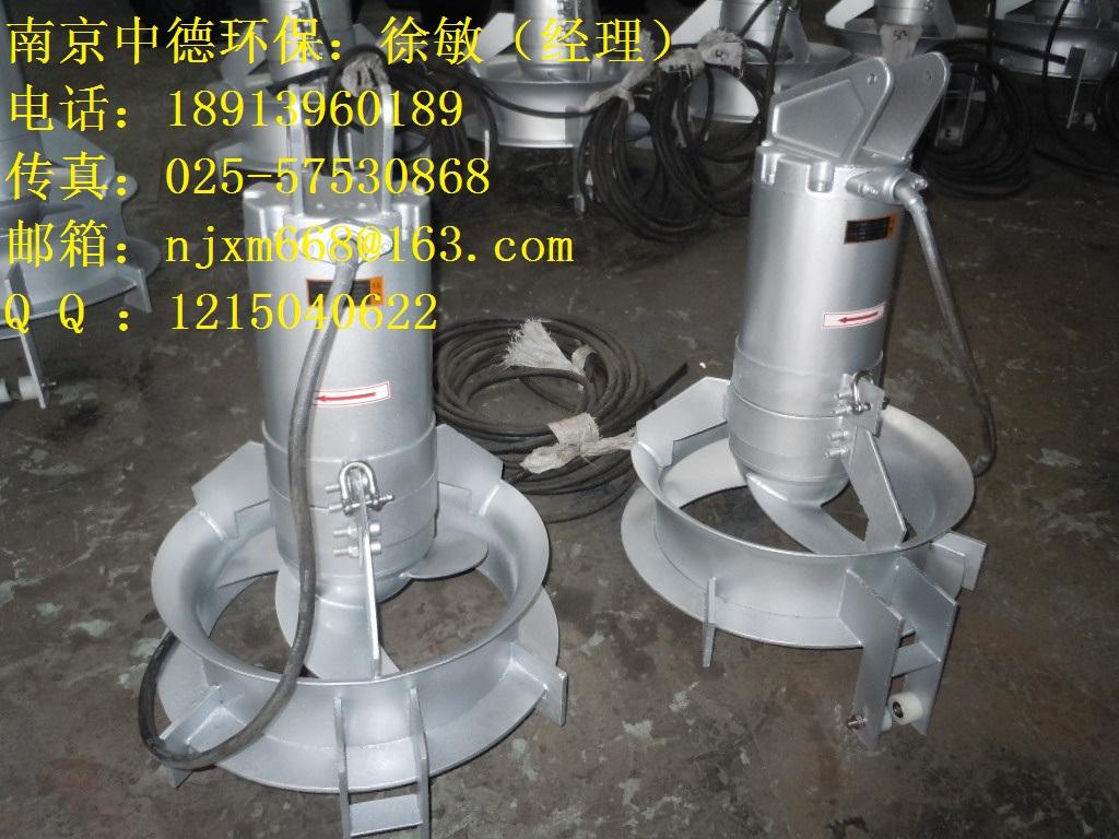 三,qjb-w型硝化液回流泵,混合液回流泵潜水污泥回流泵产品特点