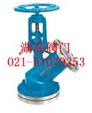 衬氟放料阀|上海放料阀厂|不锈钢放料阀厂