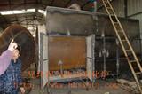 炭化窑烟气净化设备让炭化过程中的烟雾得到充分发挥xj