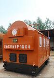 鄂尔多斯燃煤锅炉厂 燃煤蒸汽锅炉生产厂家 1吨2吨立式燃煤热水炉