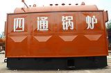 贵州燃煤锅炉厂 辽宁1吨立式燃煤蒸汽锅炉 常压热水供暖锅炉价格