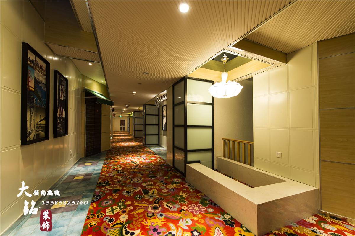 兰州精品酒店设计公司