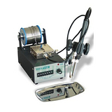 375B脚踏焊锡机代理,无锡快克焊锡机