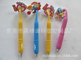 软胶磁铁笔 pvc磁性笔 滴胶卡通原珠笔 东莞厂家欢迎来样来图定制