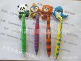 迪标礼品笔供应软胶笔 pvc滴塑笔 卡通磁性笔