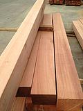 柳安木防腐木碳化木,上海柳桉木板材价格,首选上海园洲木业