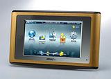 供应全数字触摸按键台式可视对讲室内分机/TCP/IP室内机